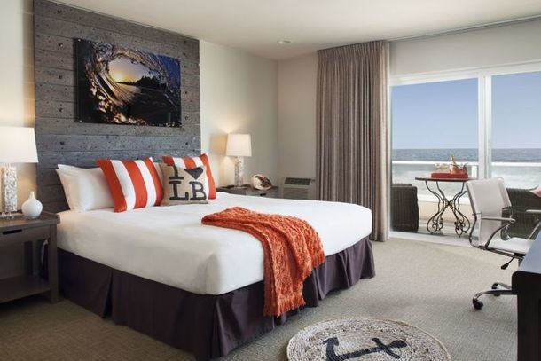 pacific edge hotel - Guestrooms