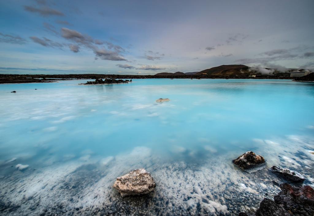 iceland scenery - Blue Lagoon