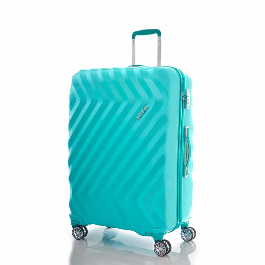 best lightweight luggage - American Tourister