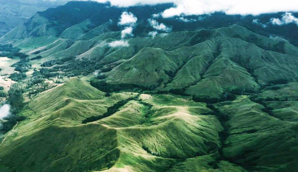 papua new guinea - Eastern Highlands