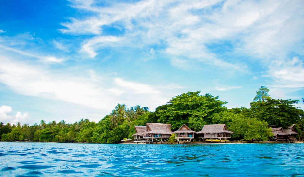 papua new guinea - resorts
