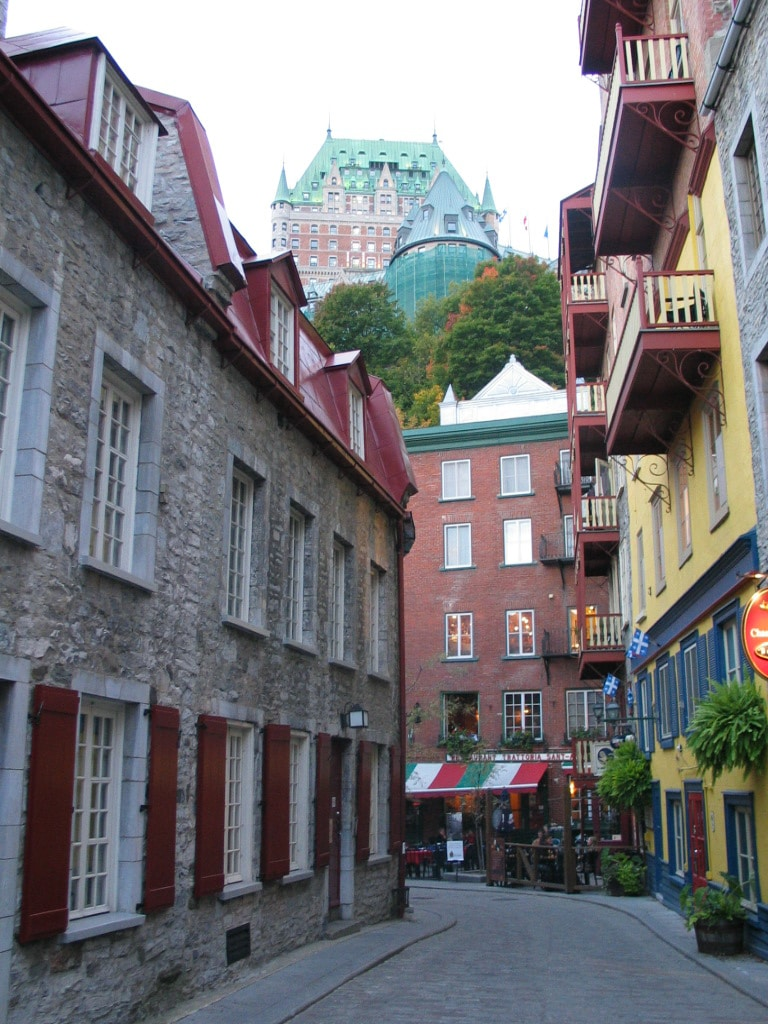 things to do in Quebec City - streets