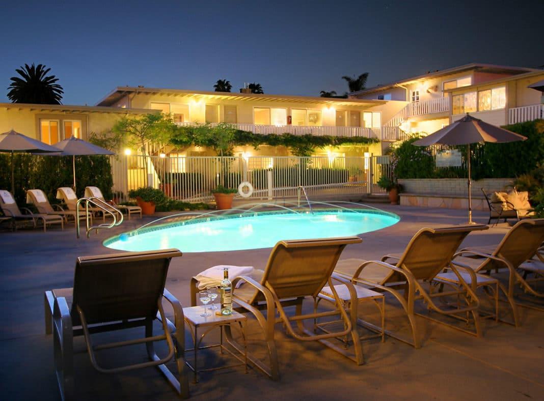 hotels in laguna beach - Tides