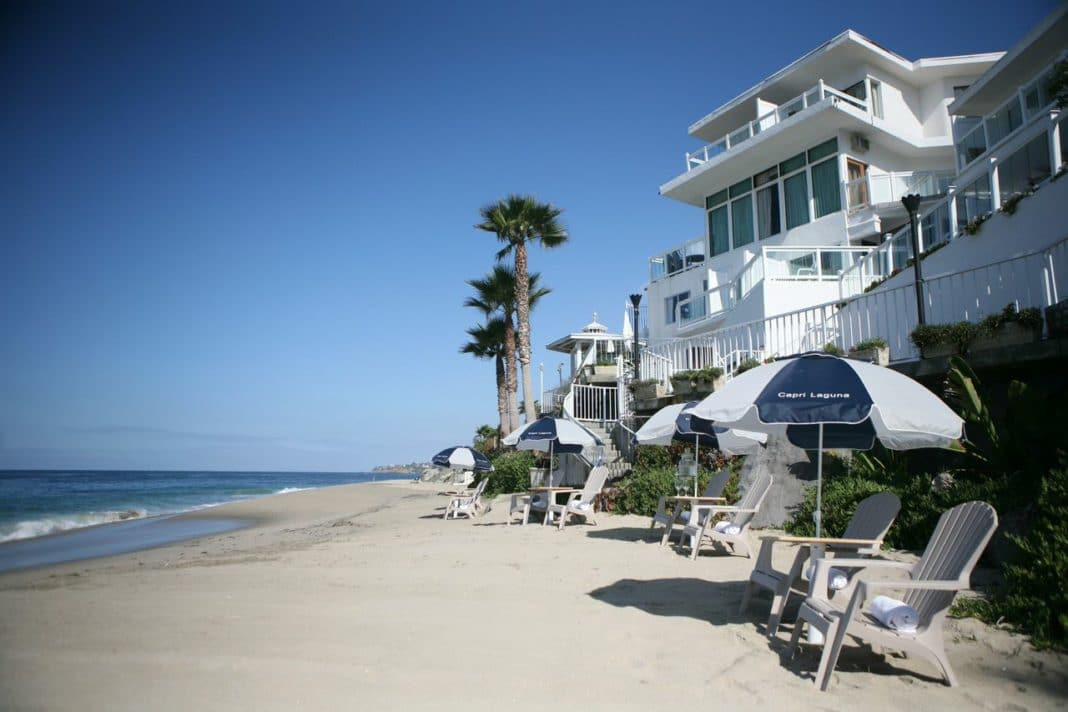 hotels in laguna beach - Capri