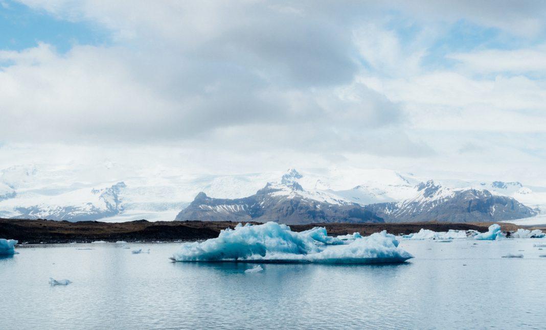 iceland scenery - Jökulsárlón
