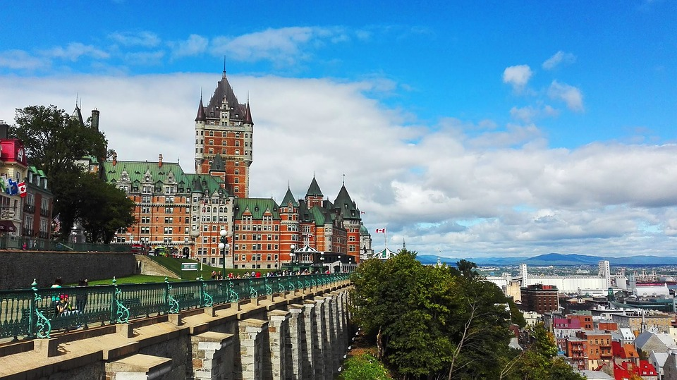 things to do in Quebec City - Dufferin Terrace