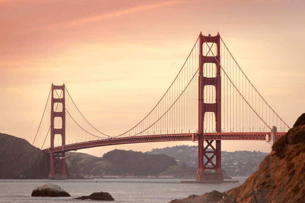 things to do in california - Golden Gate Bridge