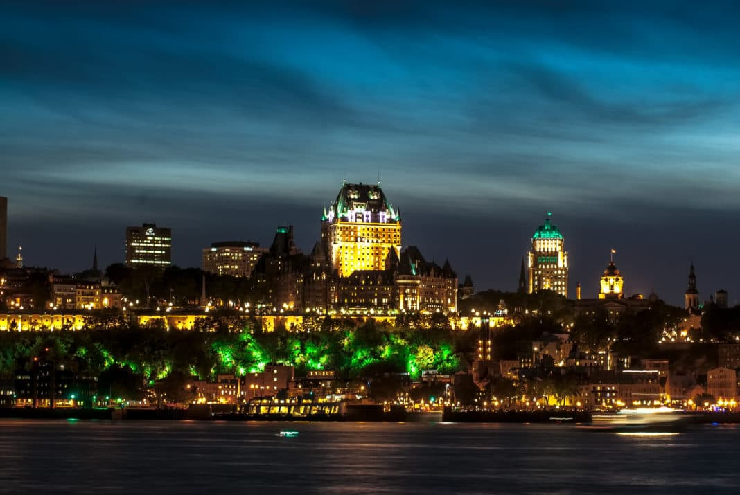things to do in Quebec City - Lights Festival