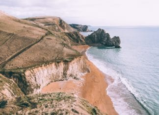 trekbible, travel, adventure, europe, historic, prehistoric, jurassic coast, dinosaur, jurassic park, britain, england, europeon history, travel, travel ideas, coastline, english channel