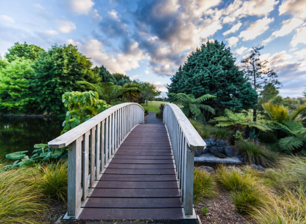 things to do in auckland - Botanic Gardens
