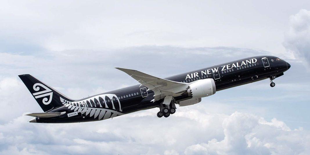 Travel - Air New Zealand