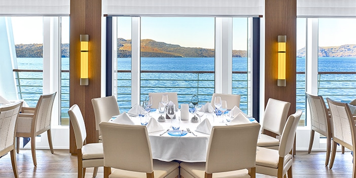 viking Star - Dining Options