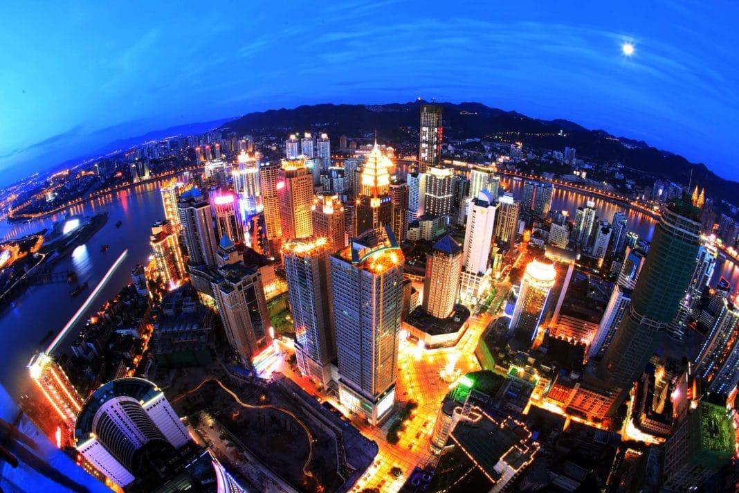 Chongqing Tourism City