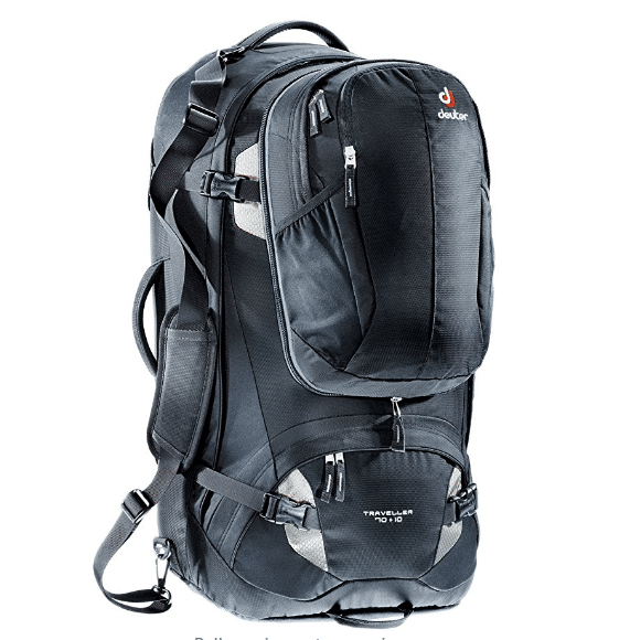 10 Best Travel Backpacks of 2018 Reviewed - trekbible