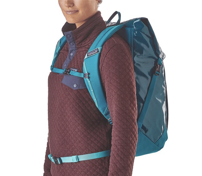 Patagonia Black Hole Backpack - comfort