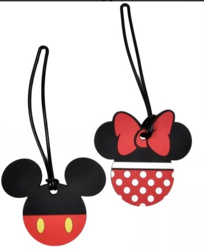 Minnie Mou​se Luggage Tags