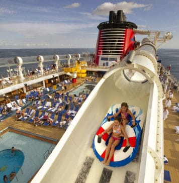 best cruise ships - Disney Fantasy