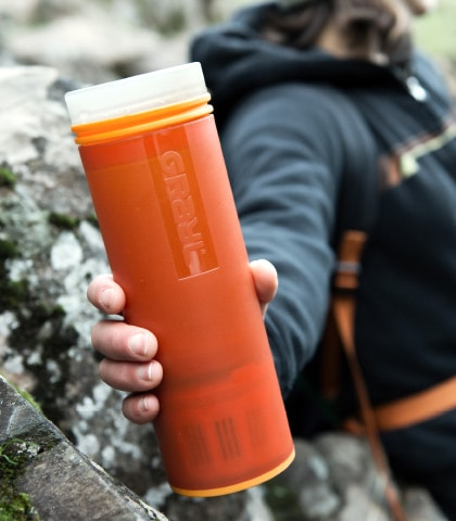 Grayl Ultralight Water Bottle