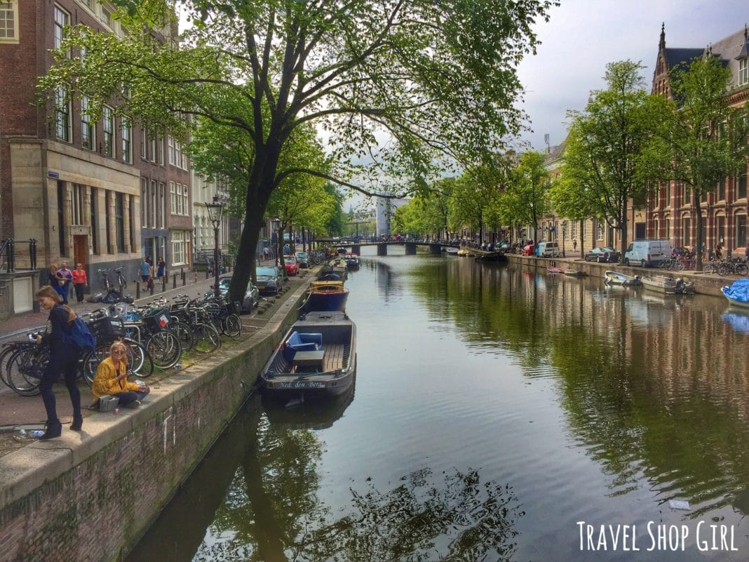 things to do in amsterdam - Canals
