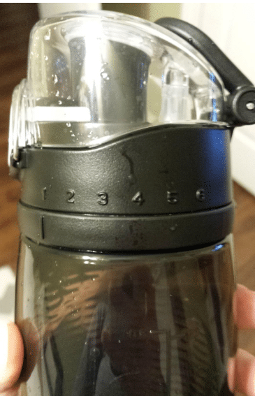 Thermos Water Bottle Nissan Intak Hydration Bottle Review