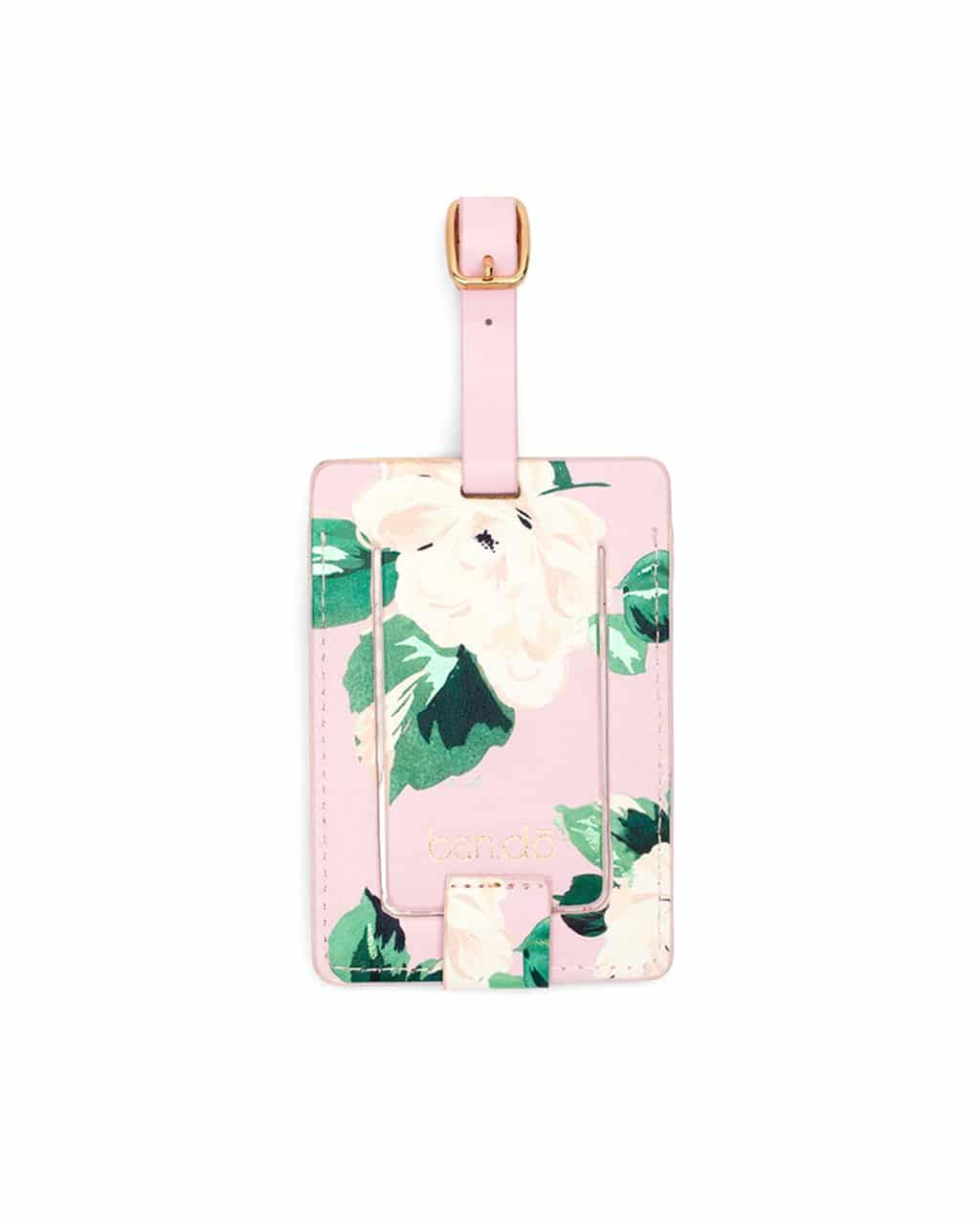 "Getaway Luggage Tag ""Lady of Leisure"""