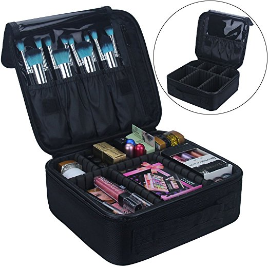 Travelmall Makeup Organizer Case