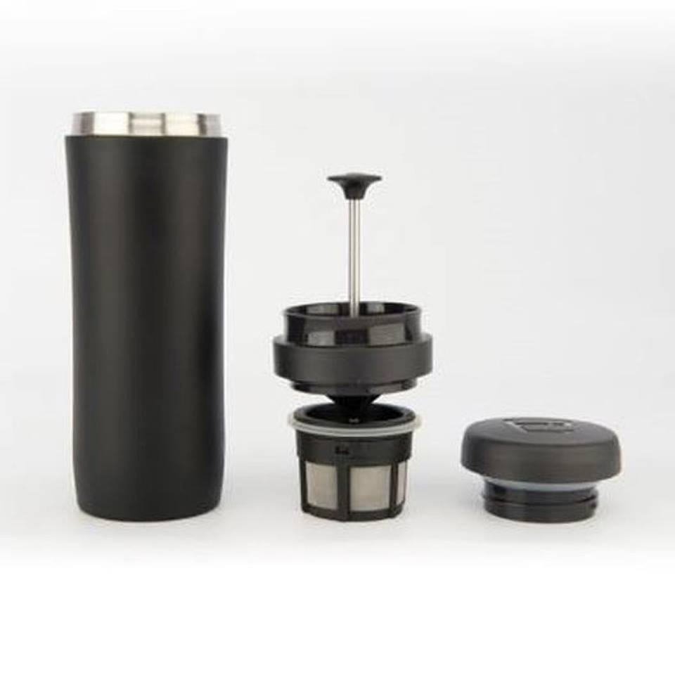gifts for travelers - Espro Travel Coffee Press