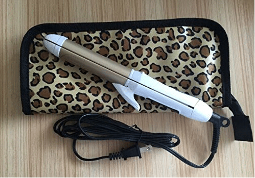 travel size toiletries - Curling Iron
