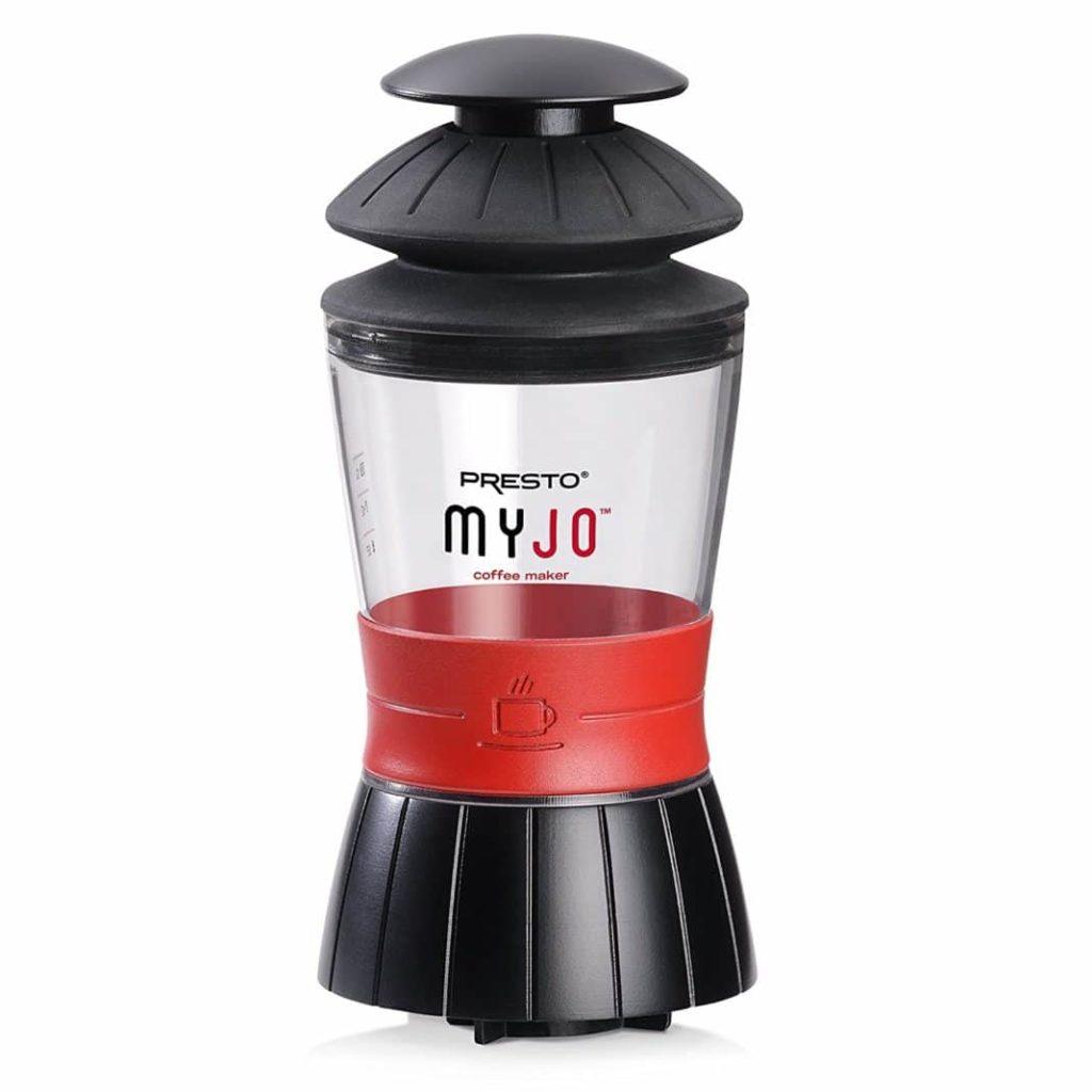 Mounchain Single Serve Coffee Maker Review Trekbible