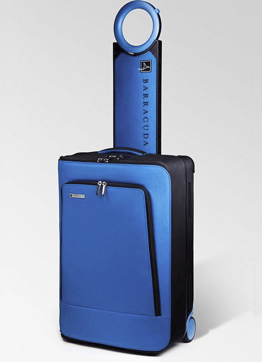 Barracuda Luggage - Collapsible Carry-On