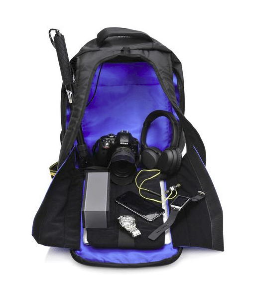 TRAKK Armor Backpack Review: the High Tech Backpack that Keeps You ...