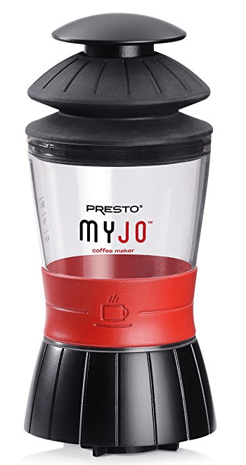 A Little About Presto S Myjo Single Cup Coffee Maker