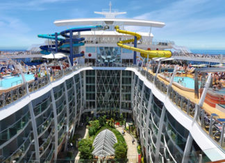 Harmony, harmony ship, harmony cruise, royal caribbean new ship, royal caribbean largest ship, royal caribbean biggest ship, royal caribbean newest ship