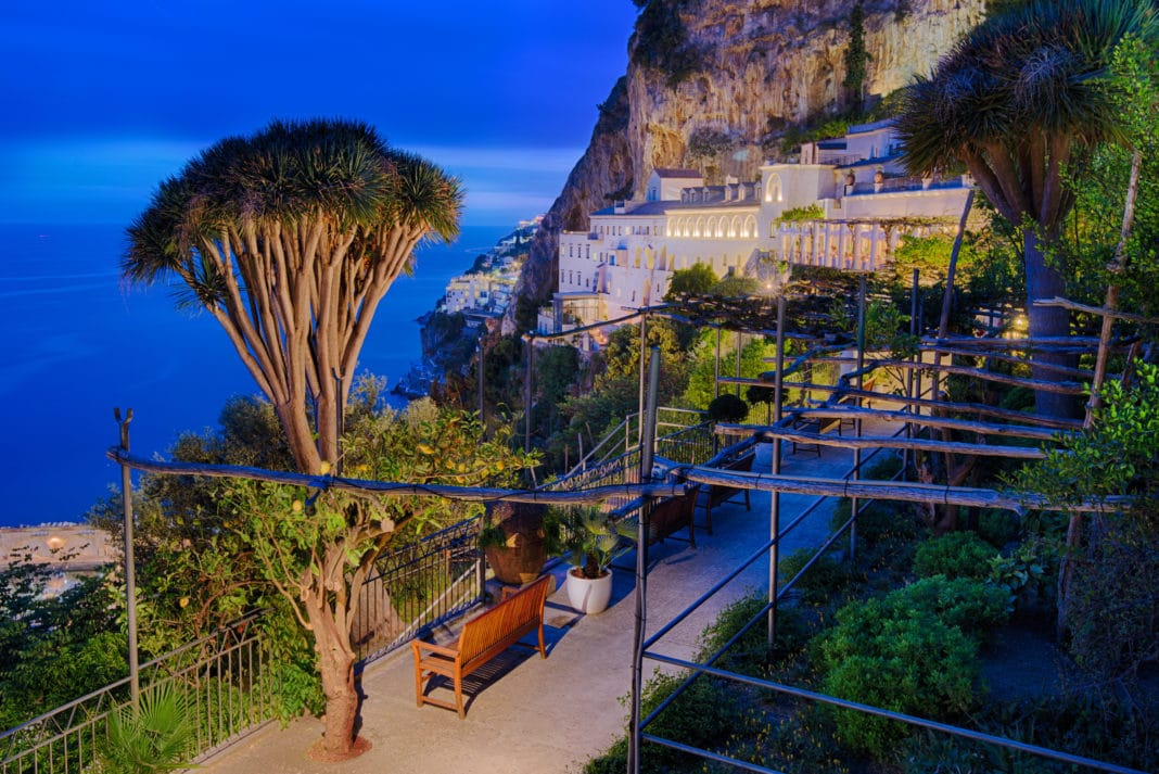 amalfi coast hotels - Grand Hotel Convento