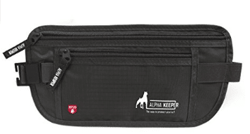 Zero Grid Money Belt Review Trekbible