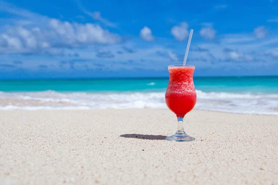Beach Inspector - beverage