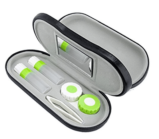travel size toiletries - Lens Case