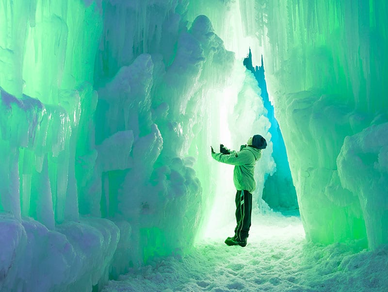 trekbible, travel, things to do, travel, Ice Castle, Ice Castles, day trip, things to do, winter, winter activities