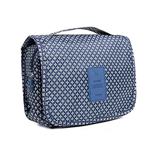 gifts for travelers - HaloVa Toiletry/Cosmetic Bag