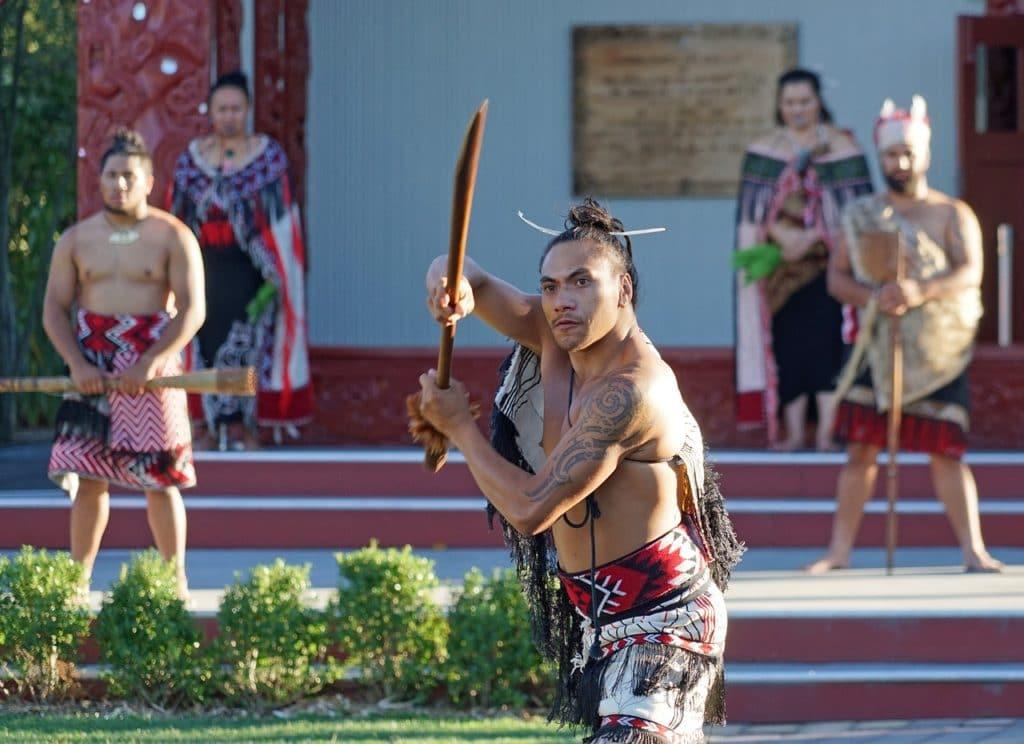 New Zealand - Culture
