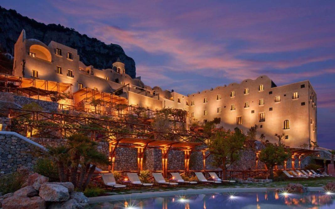 Amalfi Coast Hotels In