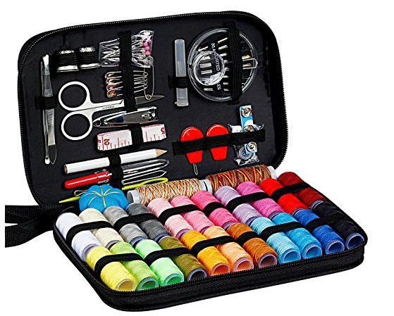 travel size toiletries - Sewing Kit