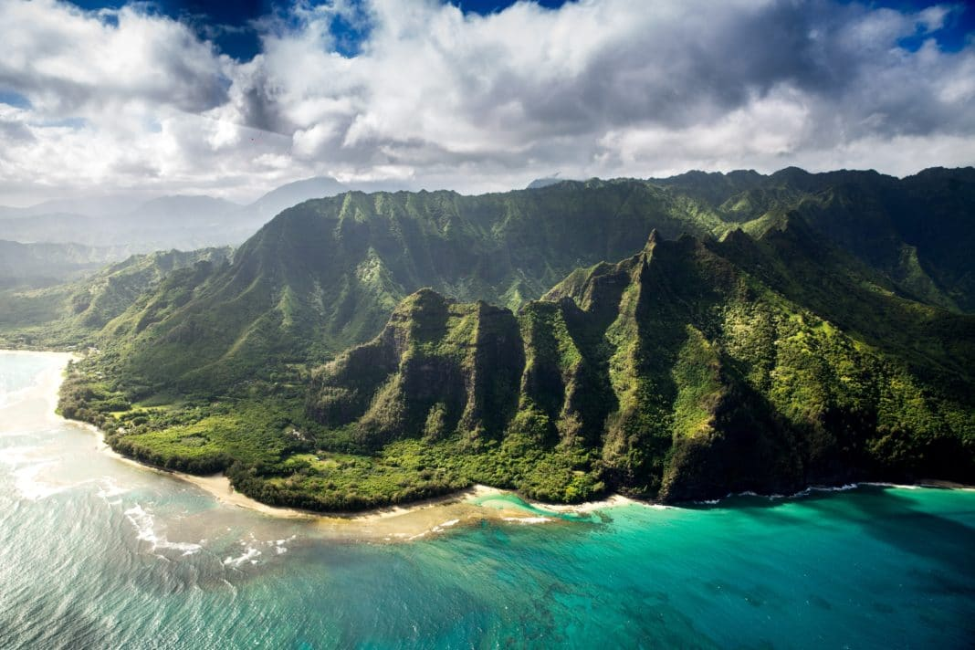 best cruise destinations - Kauai, Hawaii