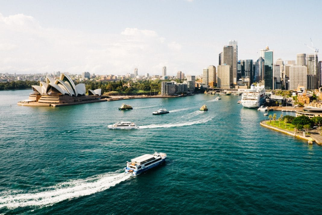 best cruise destinations - Australia