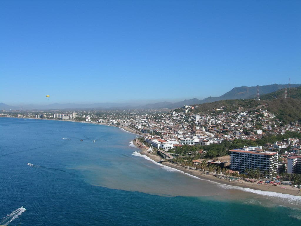 best cruise destinations - Puerto Vallarta