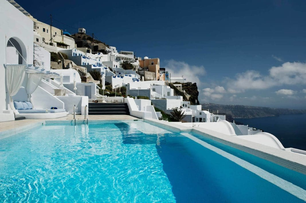hotels in santorini - Astra Suites