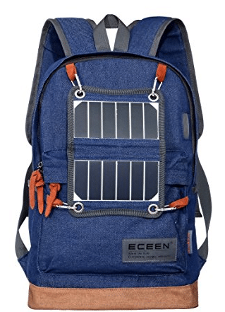 The Lifepack Backpack Review The Solar Powered Backpack