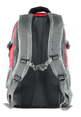 solar panel backpack - Durable