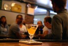 trekbible, Portland, Maine, travel, visit Portland, Vena's Fizzhouse, bars, Portland bars, things to do, visit Maine, non-alcoholic bars