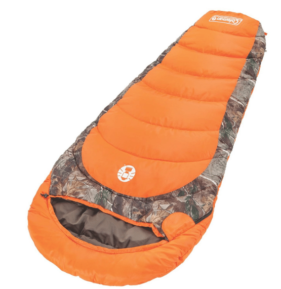 Coleman Realtree Xtra Camo 0 Degree Sleeping Bag